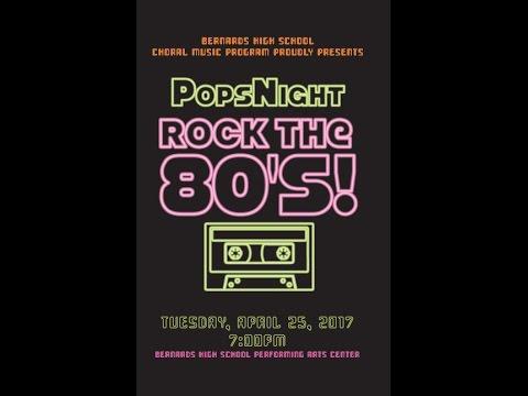 PopsNight: Rock the 80's