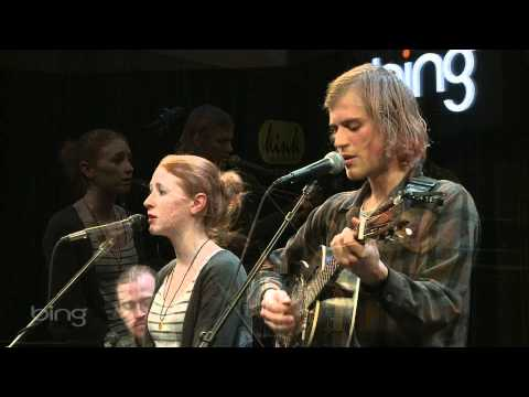 Johnny Flynn and the Sussex Wit - The Water (Bing Lounge)