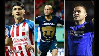 Chivas, Pumas o Cruz Azul,  ¿cuál entrará a la Liguilla en el Apertura de la LigaMX? | Los Capitanes