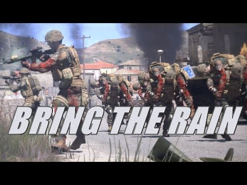 Bring The Rain | an Arma 3 Fan Film |