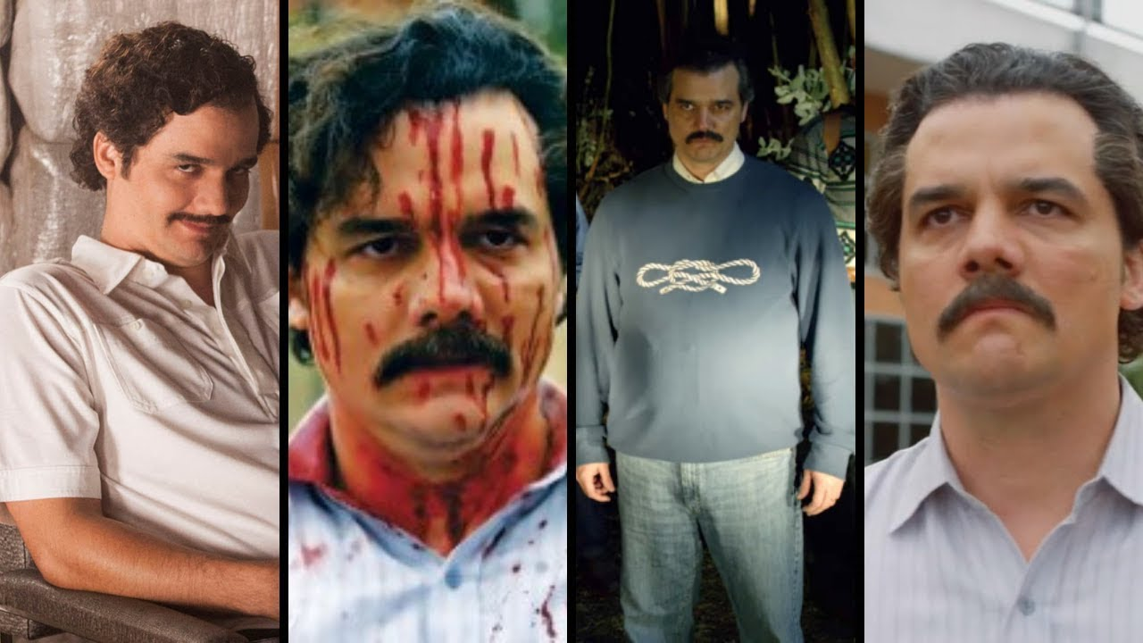 Download Top 10 Badass Pablo Escobar Moments from Narcos