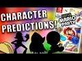Super Mario Party Character Predictions