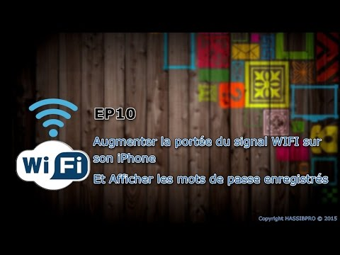 hassibpro ep10 augmenter la port e du signal wifi sur son iphone youtube. Black Bedroom Furniture Sets. Home Design Ideas