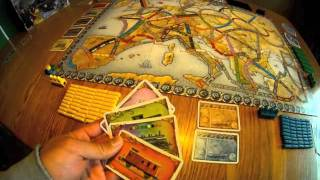 Ticket to Ride Europe How To Play