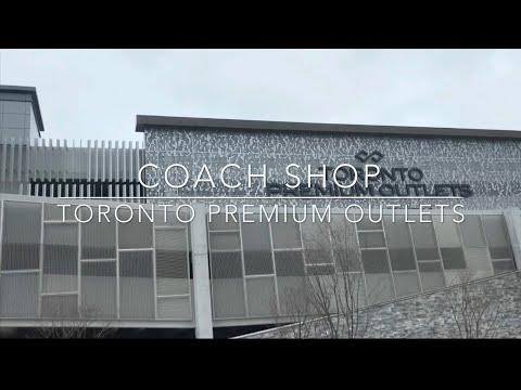 COACH Outlet Shop | Toronto Premium Outlets