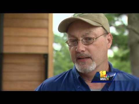 Video: Youth program building tiny houses in Baltimore