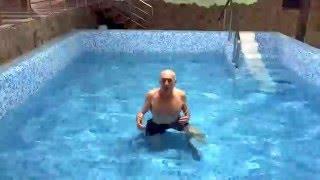 Плавание . Урок - 30 й. Повороты .