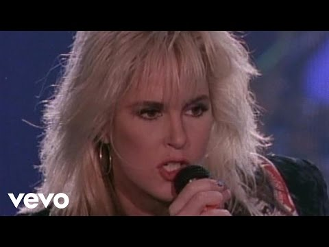 Lita Ford — Dancing on the Edge