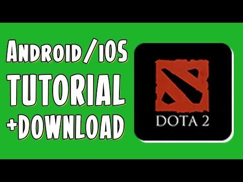 Dota 2 Mobile - How To Play Dota 2 On Android/iOS (2020 Tutorial)