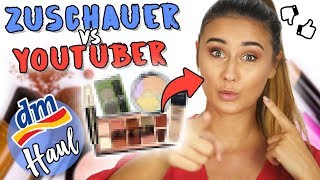 😱ICH TESTE EURE DM FAVORITEN LIVE! | ZUSCHAUER VS YOUTUBER 🛍💵| Sara Isabel