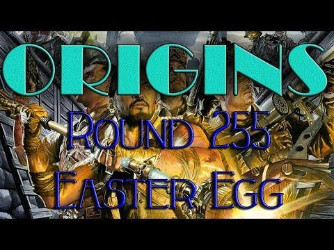 Origins Round 255 Easter Egg With Round Robbin'