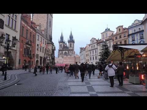YSU International Business Field Study Tour: Prague 2015