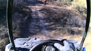 polaris sportsman ace test ride 1/21/14