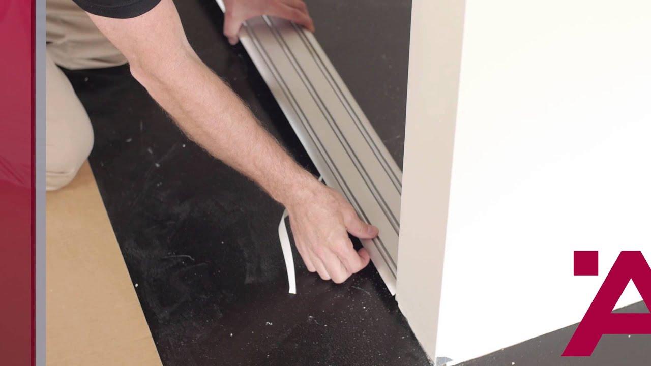 Aluflex Sliding Door Installation Guide 2 Of 7