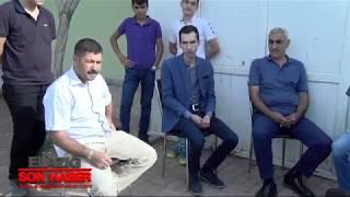 Elazığ'da Suriyeliler Özür Diledi
