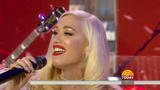 Gwen Stefani -- ''When I Was a Little Girl'' Live, November 20, 2017