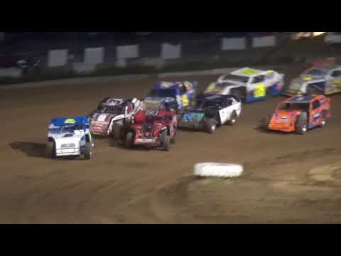 IMCA Sport Mod feature Independence Motor Speedway 7/21/18