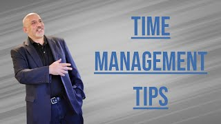 Time Management Tips for Success - Dose of Leadership