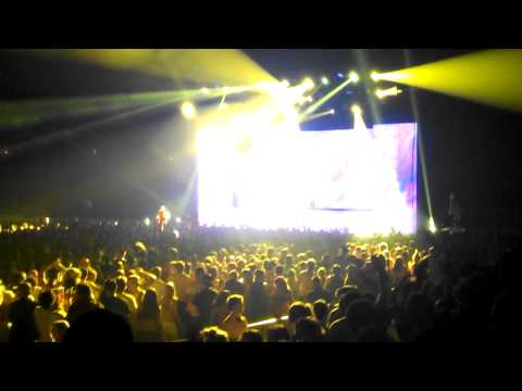Bassnectar - Vava Voom live @ Mullins Center