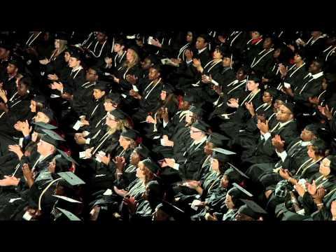 Online High School Graduates Honored At James Madison High School Graduation