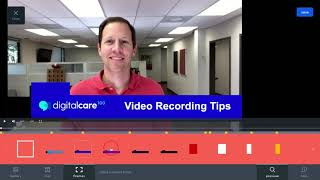 Adding a Frame to a Video with digitalcare100
