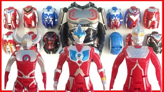 Ultraman, Father of Ultra, Ultra Seven, Ultraman Taro, Ultraman Tig...