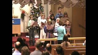 2014 Children's Christmas Recital and Program, Our Redeemer Lutheran Church (LCMS)