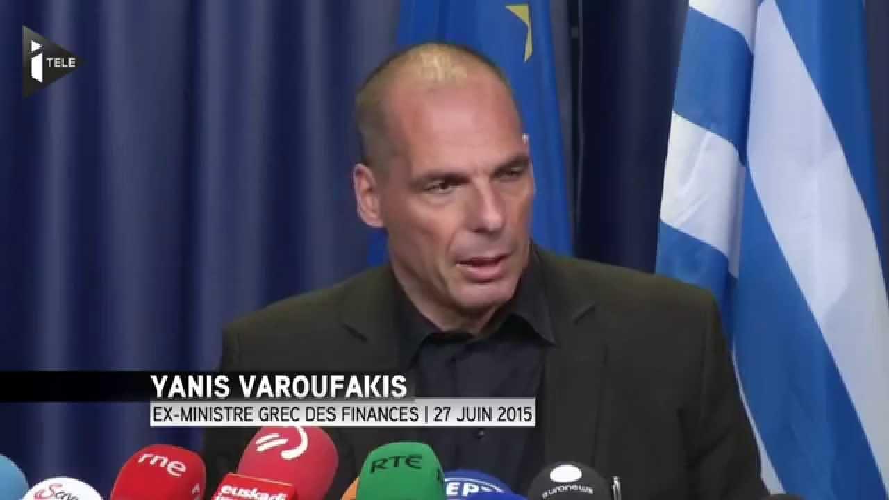 Yanis varoufakis l 39 imp tueux ministre des finances grec - Homme crane rase ...