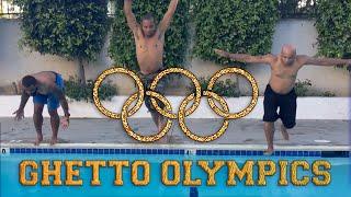 Ghetto Olympic Swim Team