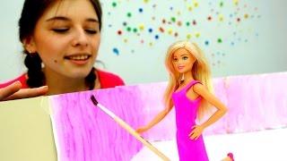 Барби и Кен делают ремонт. Игры для девочек
