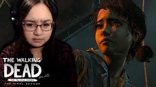 WHAT WILL HAPPEN? - The Walking Dead: The Final Season Episode 4 Take Us Back Trailer Reaction