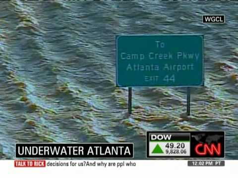 CNN  Atlanta Flooding