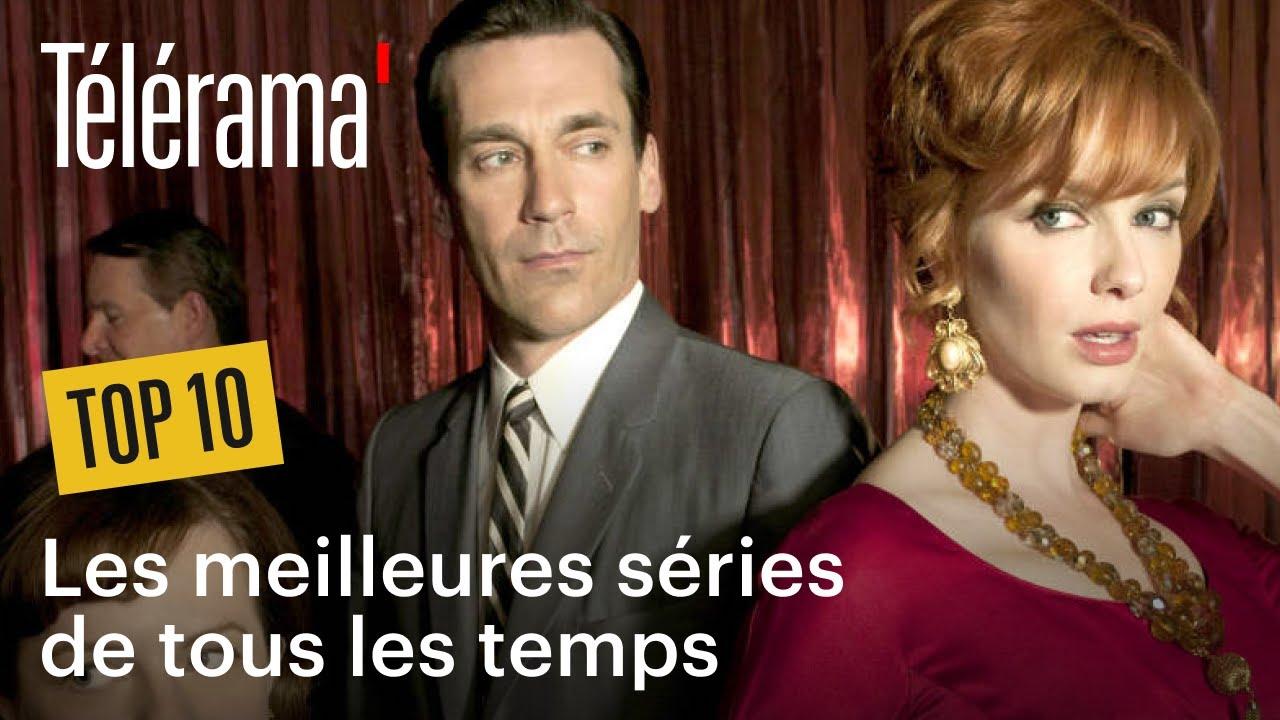 Download Notre Top 10 des meilleures séries de tous les temps