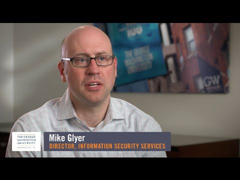George Washington University Customer Video