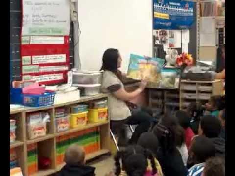 2nd grade music lesson- Cha-Cha Chimps! Book