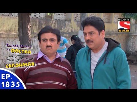 Taarak Mehta Ka Ooltah Chashmah - तारक मेहता - Episode 1835 - 25th December, 2015