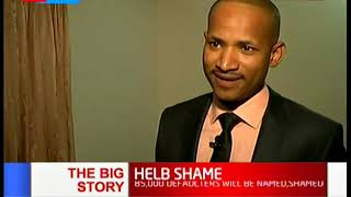 Babu Owino: I will not pay my HELB loan