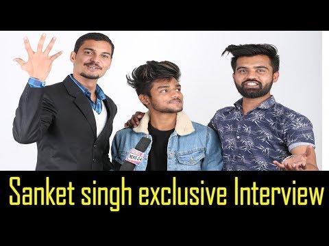 Sanket Singh Exclusive Interview At Stardome Studio   Mobilenews24