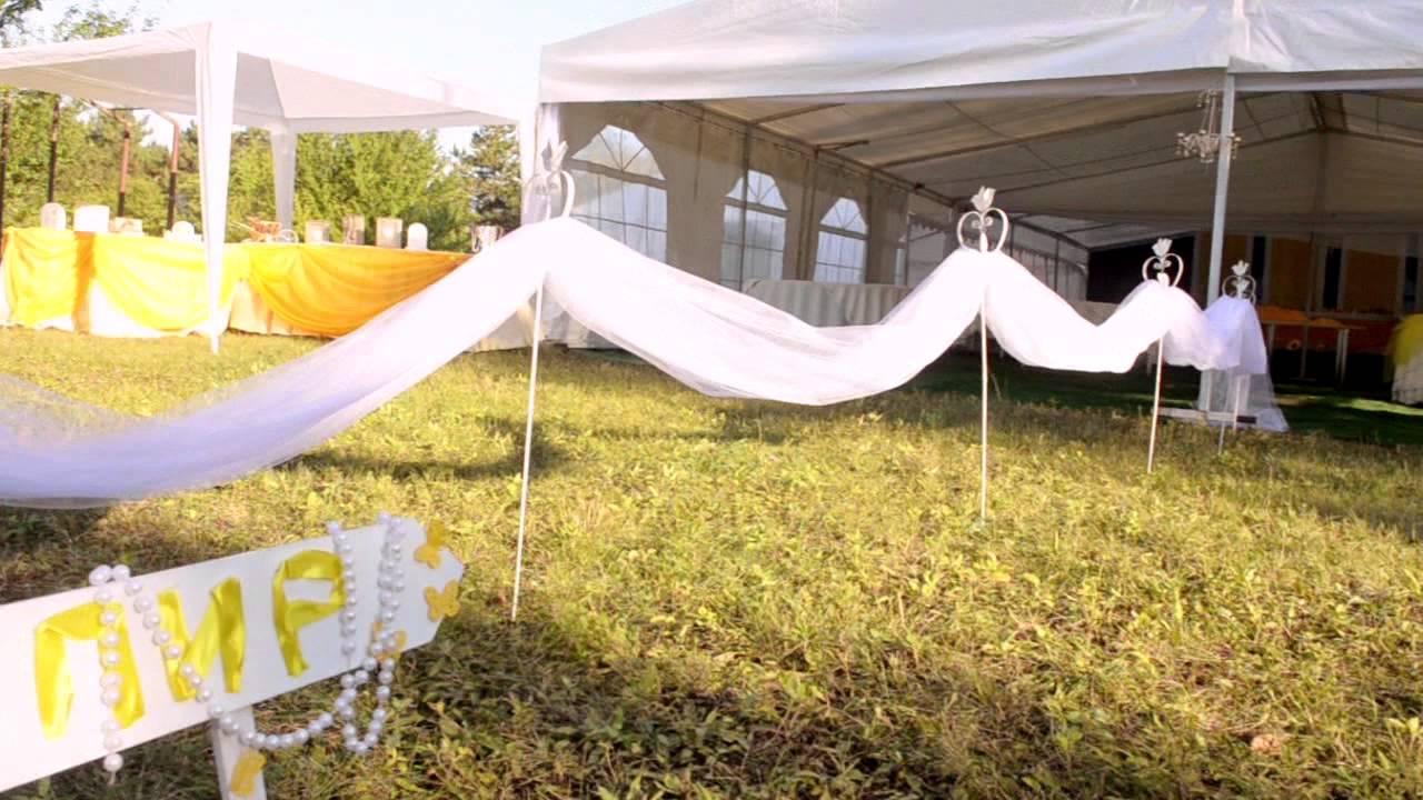 Как сделать шатер на природу 166