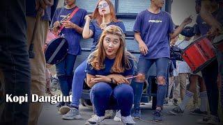 Kopi Dangdut makin asik dengan hidangan  Trio Edan //MEGANTARA