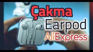 Çakma Earpod Kulaklık - Aliexpress'ten Paket #6