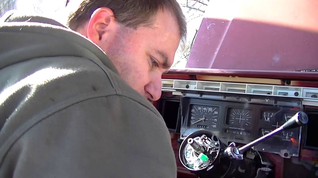 small resolution of red ford turn signal switch installation