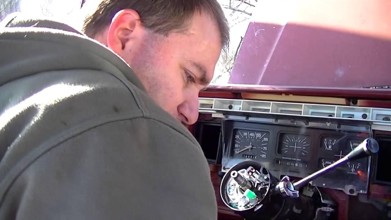 medium resolution of red ford turn signal switch installation