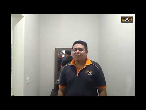 Projek Epoxy Colour Coating Di Mahkota Height, Kuantan, Pahang