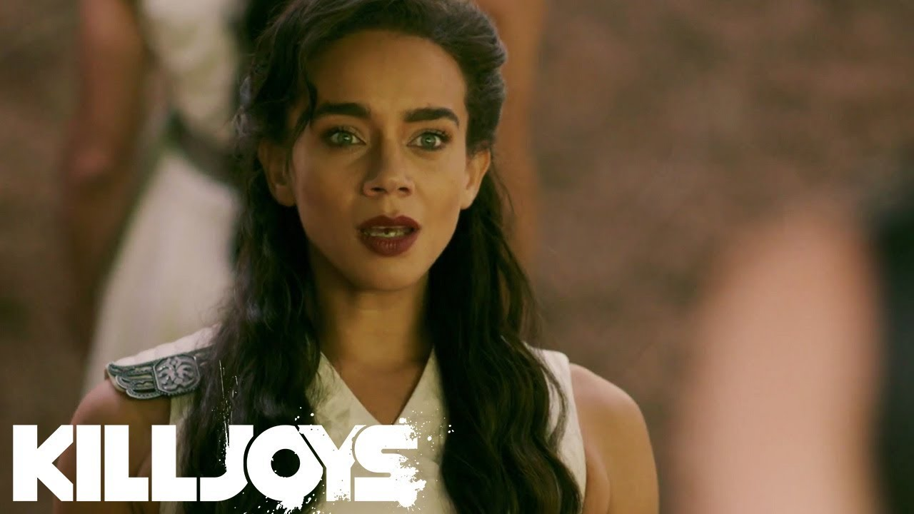 Download Killjoys Season 5 Moments: Aneela Returns