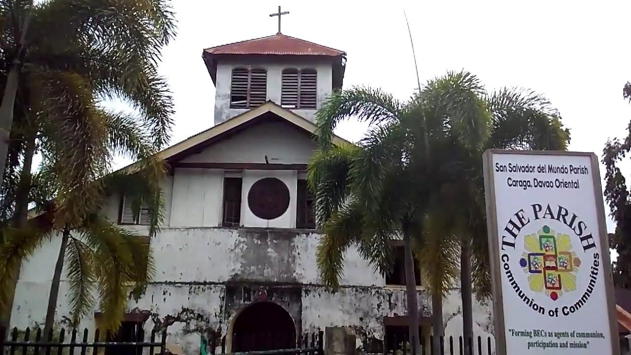 Caraga davao oriental