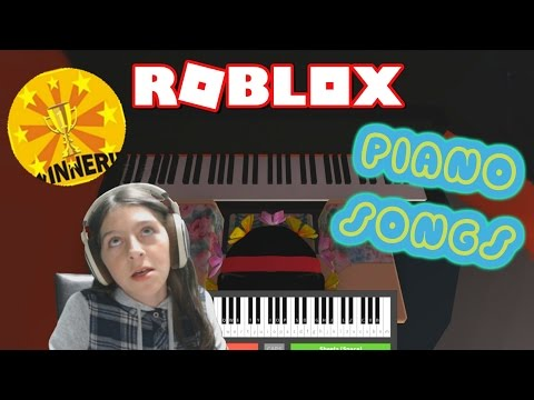 Roblox Got Talent PIANO SHEET MUSIC | Songs to WOW the Judges & WIN | 7 Years Old, Say Something