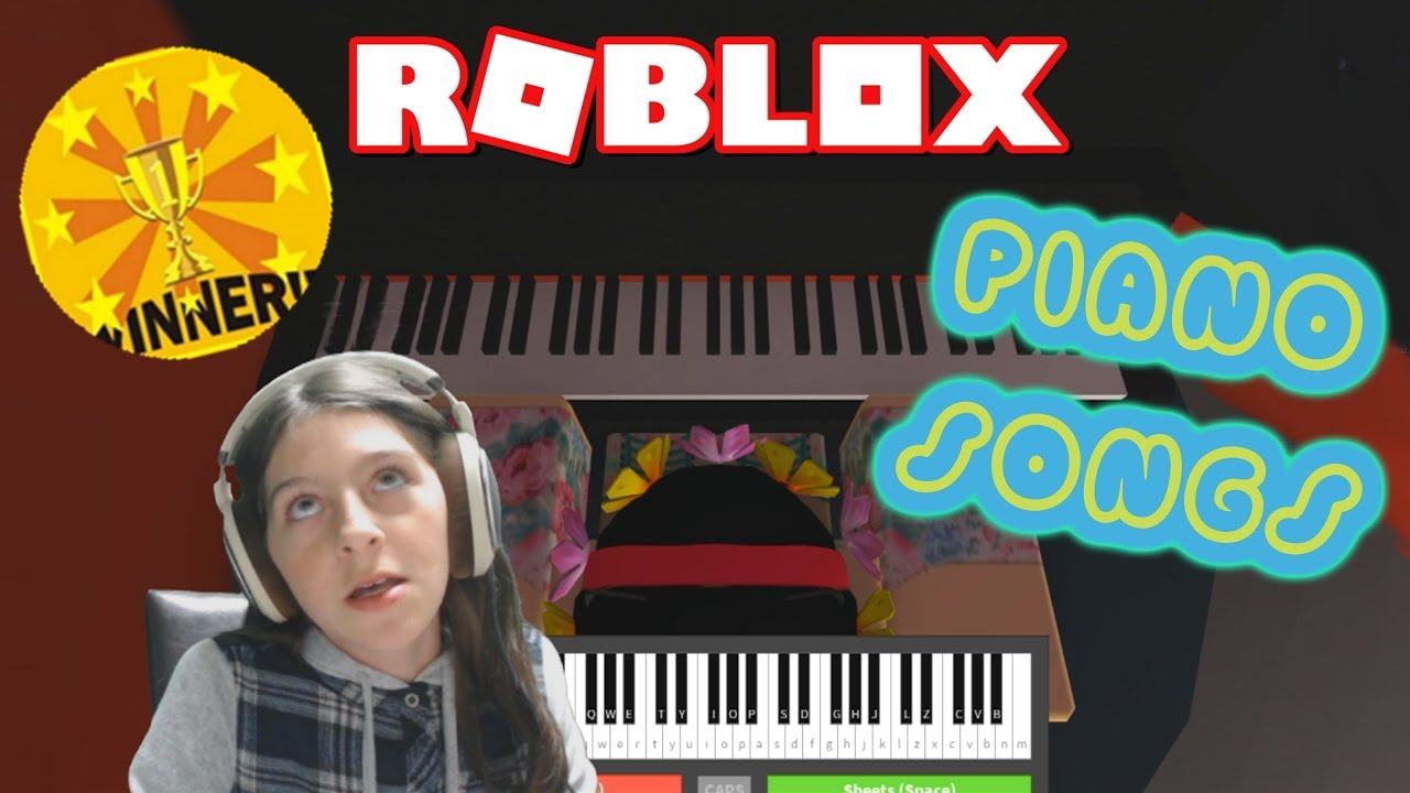 Roblox Got Talent PIANO SHEET MUSIC | Songs to WOW the Judges & WIN