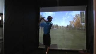 trugolf ultimate golf simulator system at golfsimulatorsite com