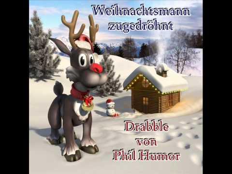 Weihnachtsmann zugedröhnt - Drabble von Phil Humor